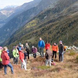 Vers un tourisme scientifique et responsable au Mont-Blanc