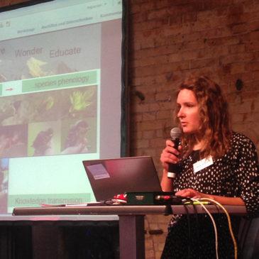 Sciences citoyennes : 3 jours d'émulation à Berlin en direct