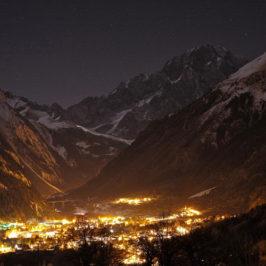 Vallée d'Aoste, côté italien du Mont-Blanc © Roman Boed (cc)