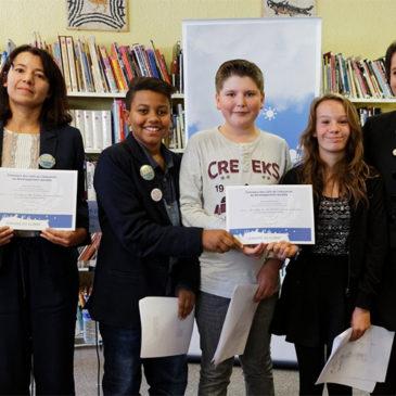 Un projet scolaire Phénoclim récompensé par l'État