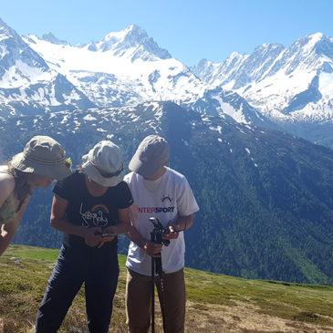 Le volontariat en immersion : une nouvelle forme de médiation au Mont-Blanc