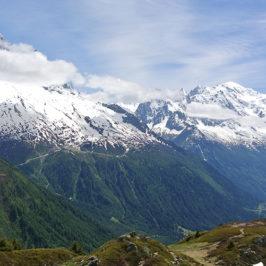 Sortie de terrain aux Posettes © CREA Mont-Blanc