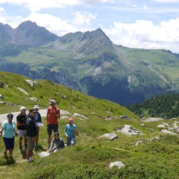 Faune et flore du Mont-Blanc – été 2017
