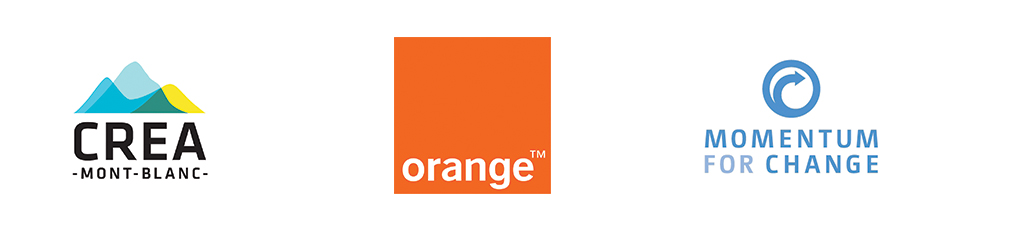 Le CREA Mont-Blanc et Orange recoonus par les Nations Unies pour leur action sur le changement climatique