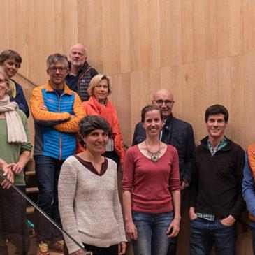 2017 : Une année à succès pour le CREA Mont-Blanc