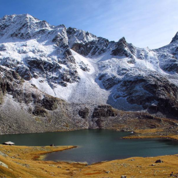 Sentinel Lakes: Scientists turn their attention to high-altitude Alpine lakes