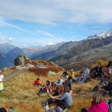 Rejoignez-nous du 27 au 29 septembre 2019 pour le Mont-Blanc Lab