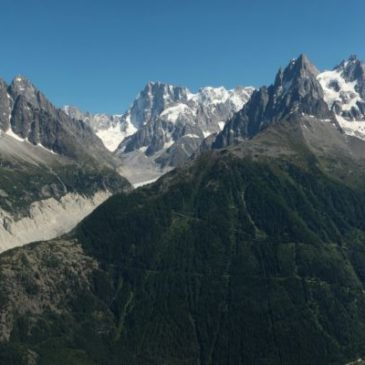 Science Sandwich: Impacts du changement climatique sur l'Espace Mont-Blanc
