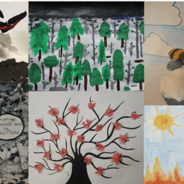 Changement climatique et biodiversité: des sujets d'inspiration pour les lycéens de Chamonix