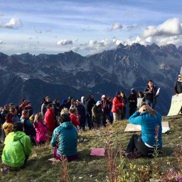 Mont-Blanc Lab: un marathon collaboratif pour créer le futur jardin des sciences de Chamonix
