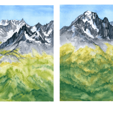 Rapport AdaPT Mont-Blanc: quand la montagne sera verte