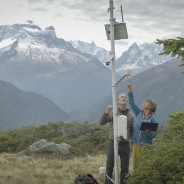 How we're taking the Mont-Blanc massif's temperature